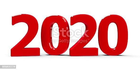 istock Red 2020 icon 939800228
