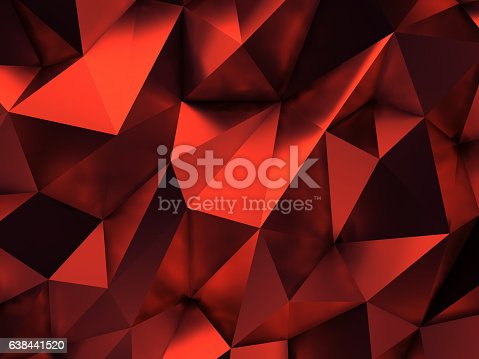 621262396 istock photo Red Abstract Background 3D Rendering 638441520
