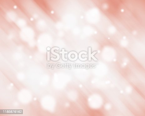 530427918 istock photo Red abstract winter background with bokeh snowflakes blurred for Christmas new year 1185876162