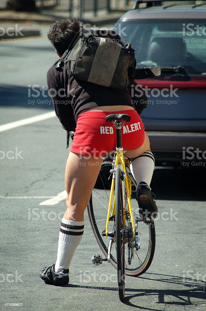 Red Alert royalty-free stock photo