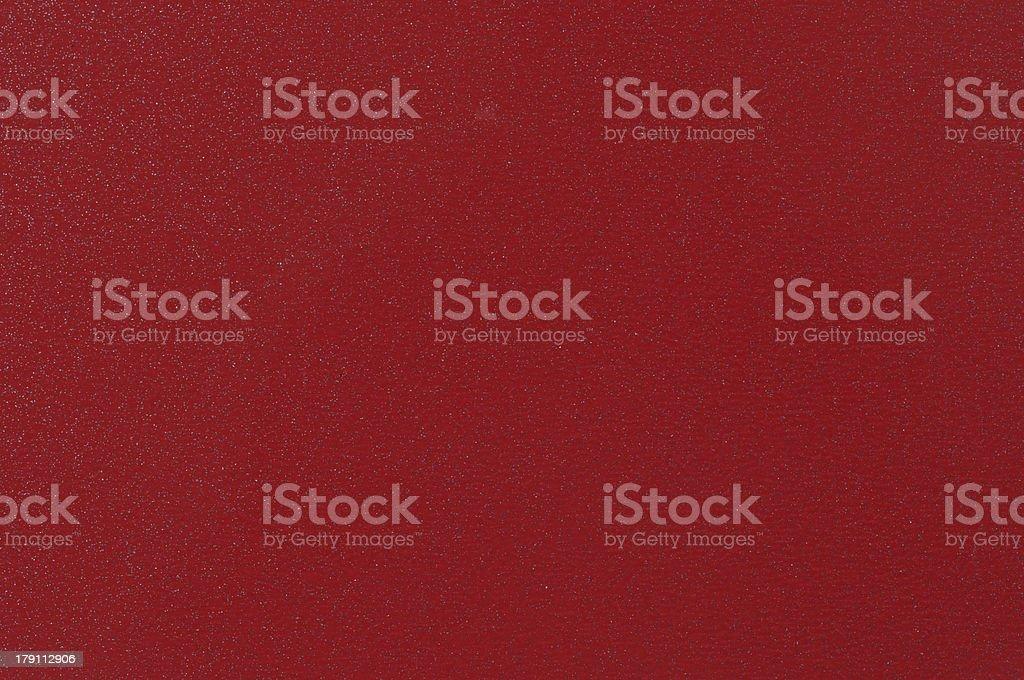 Red  aluminium plastic composite panel stock photo
