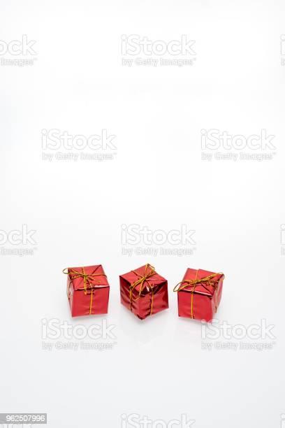Foto de Caixas De Presente De Natal De Vermelho E Dourado e mais fotos de stock de Alemanha
