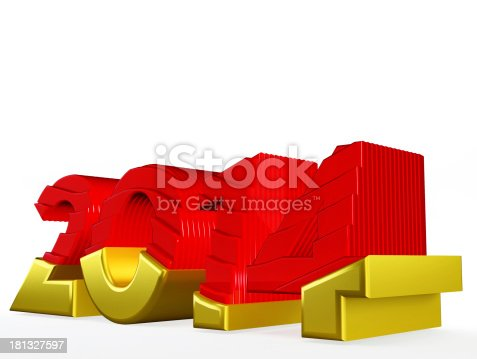 513446189istockphoto 2014 Red and Gold 181327597