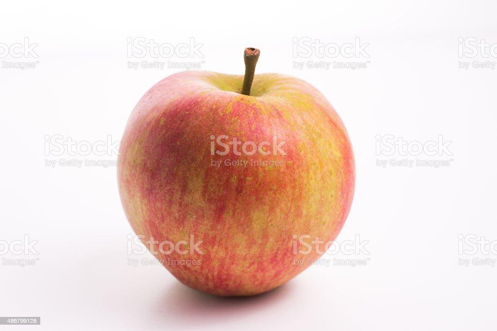descripcion de una manzana en ingles
