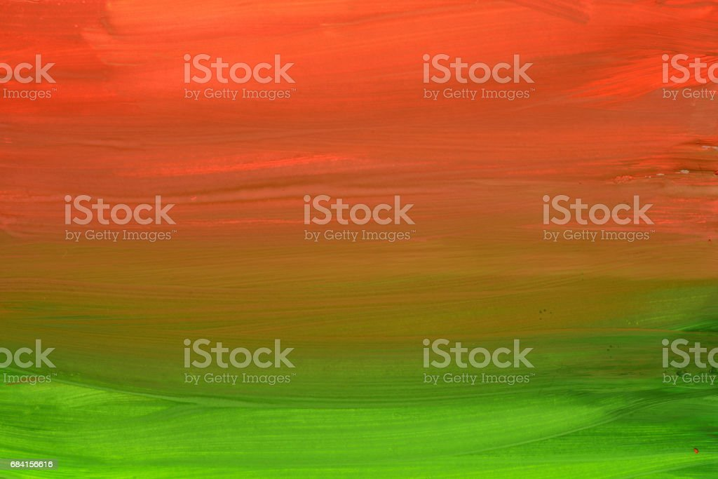 red and green painted background texture foto stock royalty-free