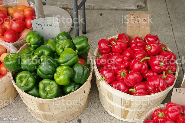 Red And Green Stock Photo - Download Image Now