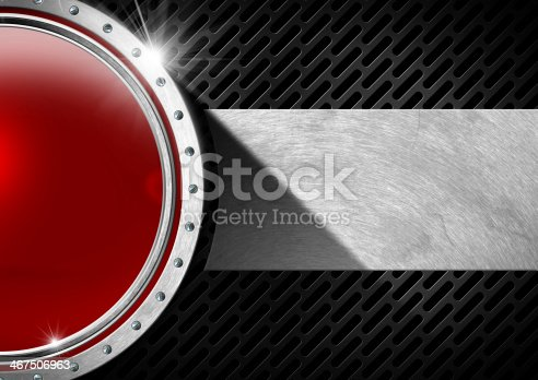 153984410istockphoto Red and Metal Abstract Background 467506963