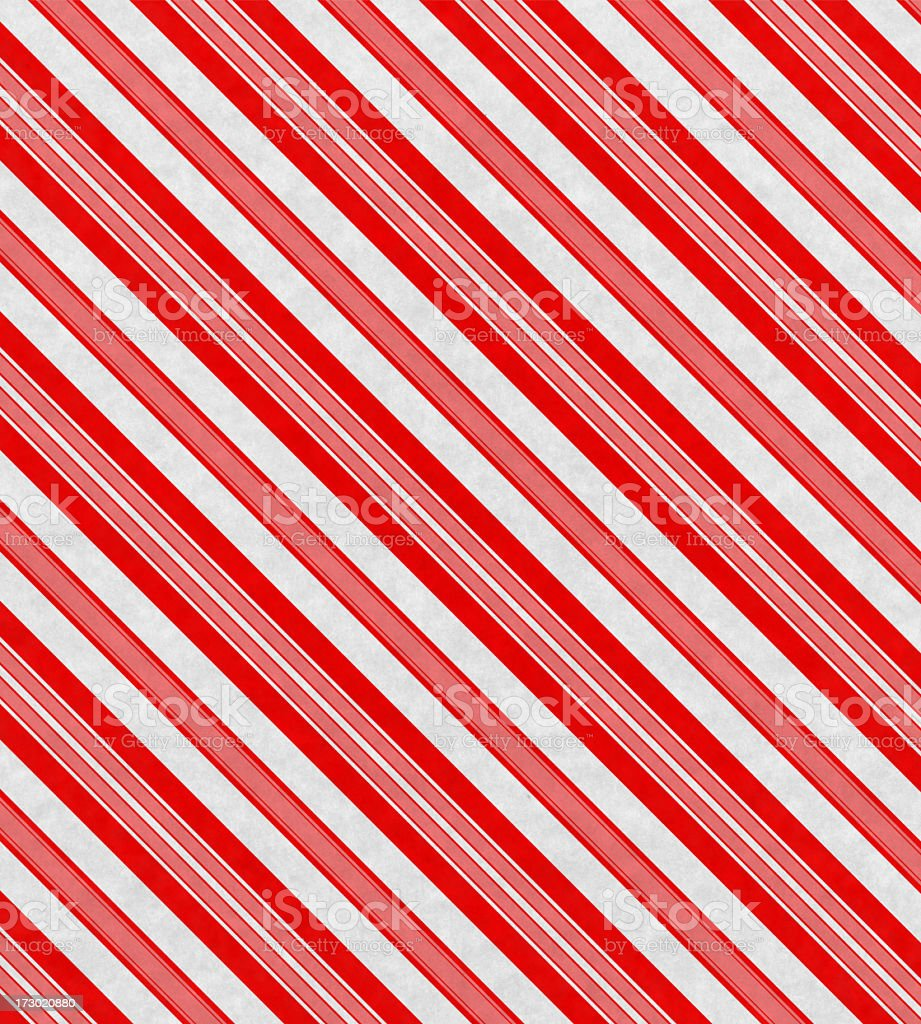 red and white candy stripe paper stock photo