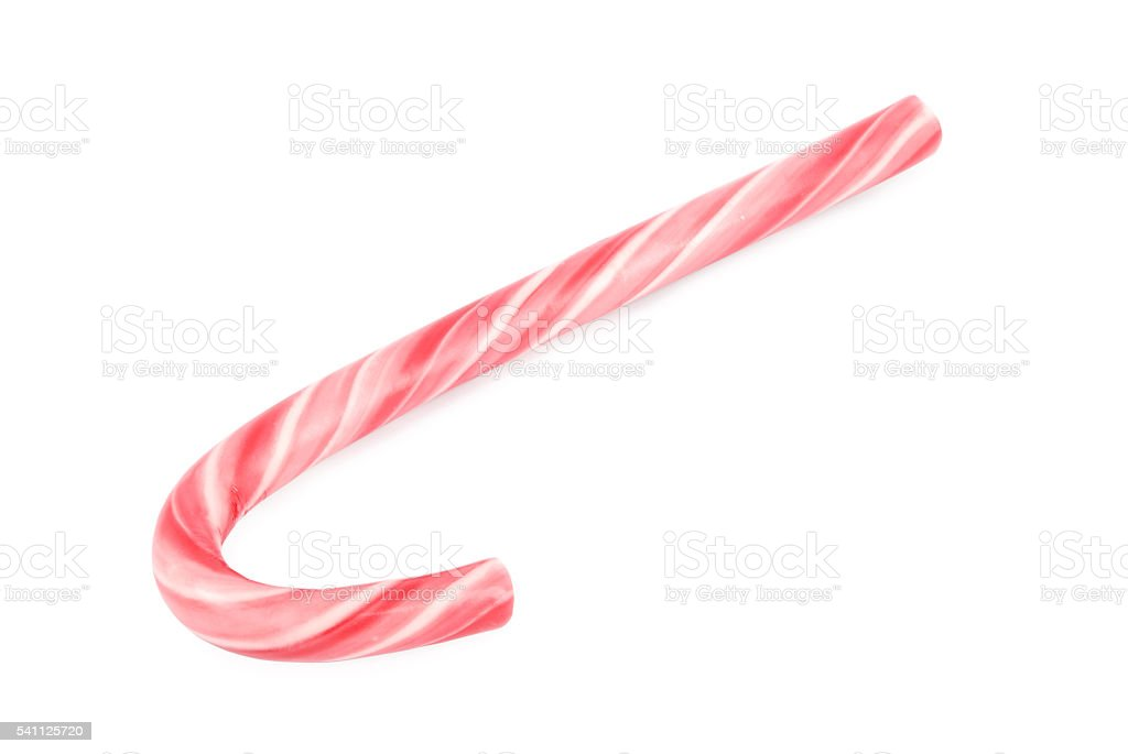 Red and white candy sweetmeat stock photo