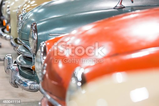 133277230 istock photo Red and white cars 483041114