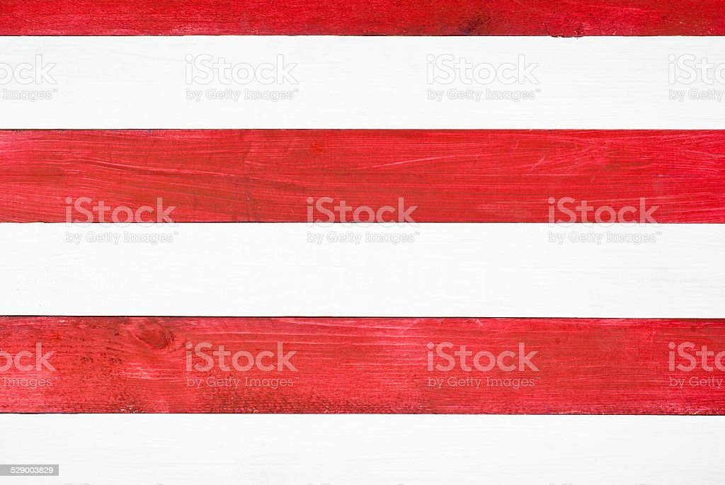 Tablas rojo y blanco foto de stock libre de derechos
