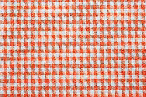 Gingan-Muster Material – Foto