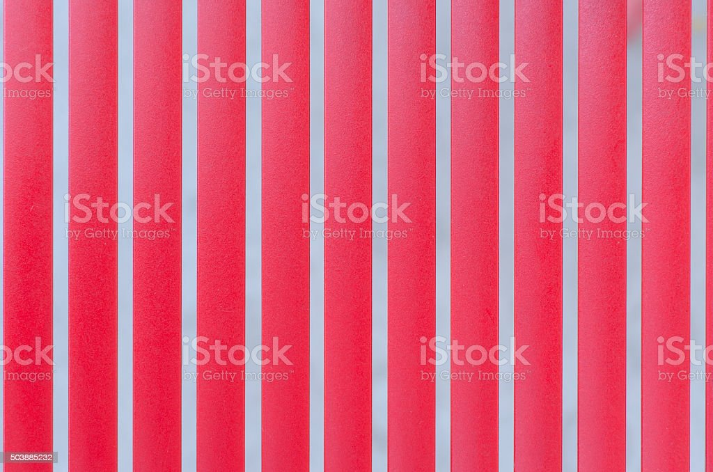 red and white stripes stock photo