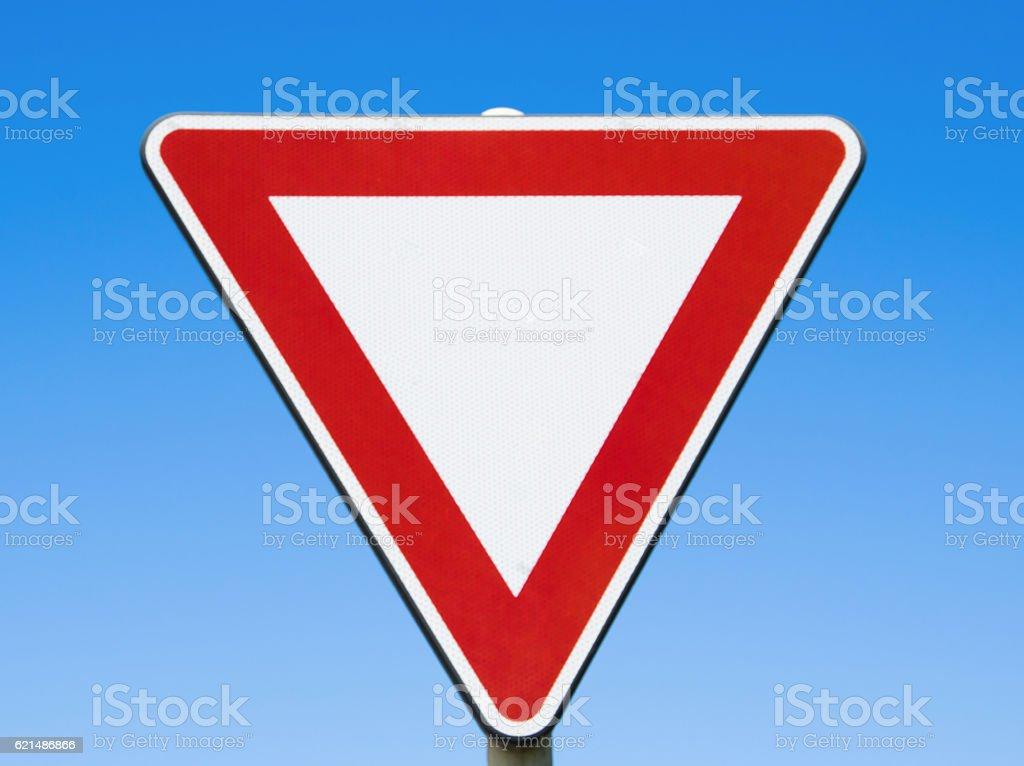 Red and white traffic Lizenzfreies stock-foto