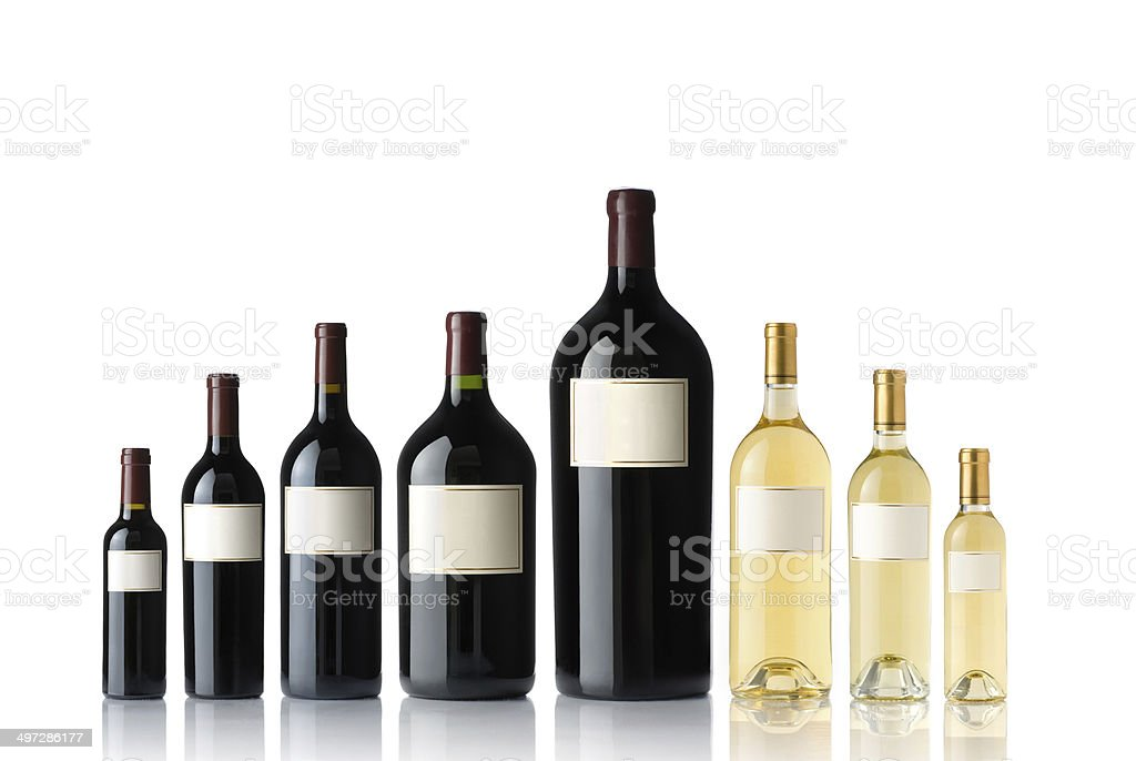 Red And White Wine Collection