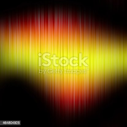 Red and yellow lights future blur  abstract background