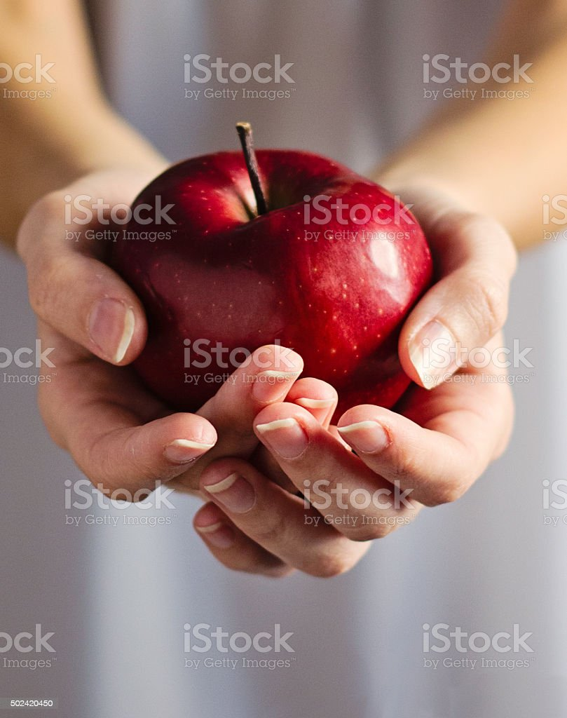 Pomme rouge - Photo