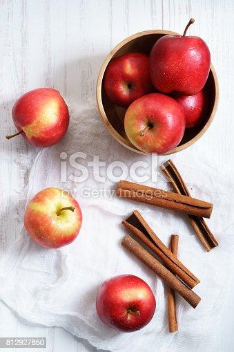 istock red apple 812927850