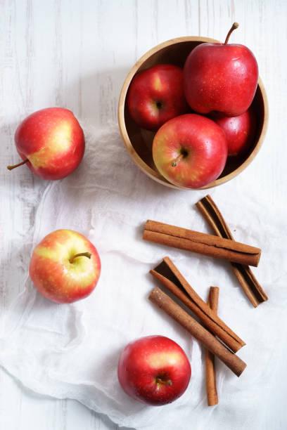 Roter Apfel  – Foto
