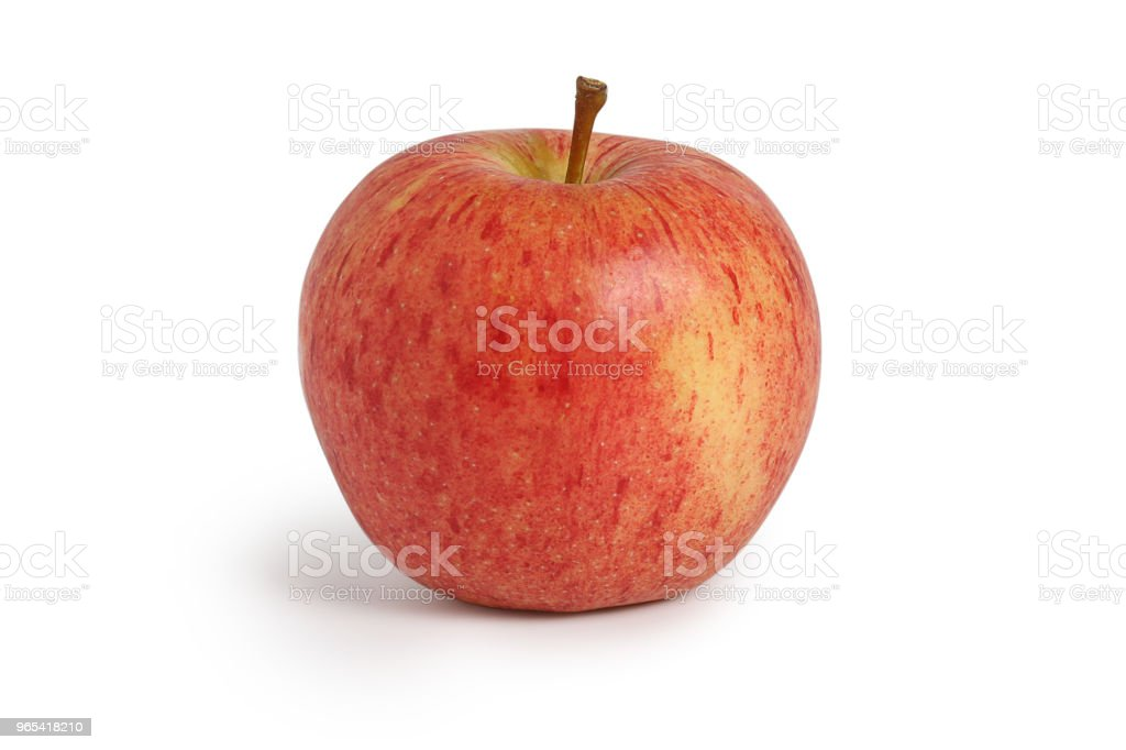 Red apple zbiór zdjęć royalty-free