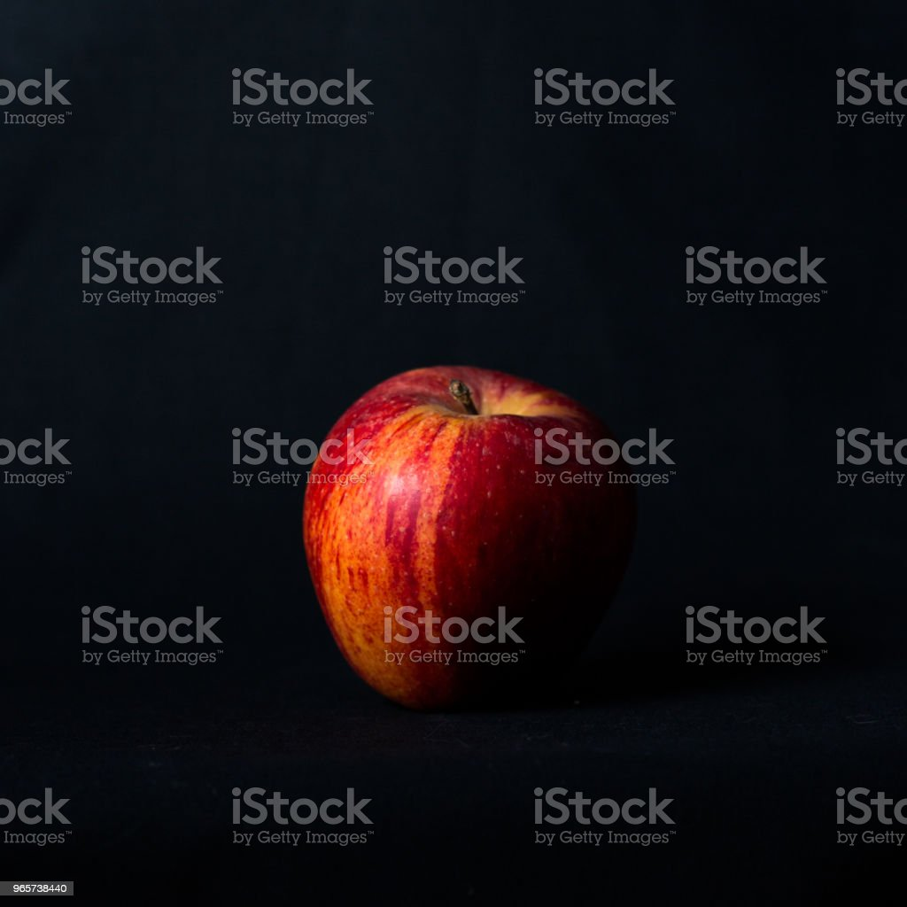 Red apple - Royalty-free Apple - Fruit Stock Photo