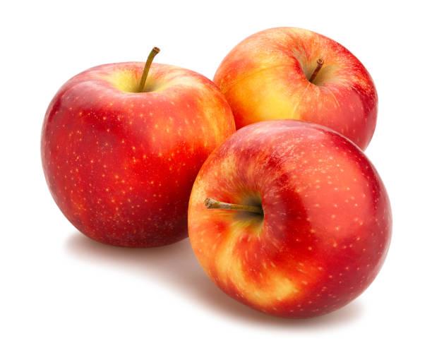 rode appels - appel stockfoto's en -beelden