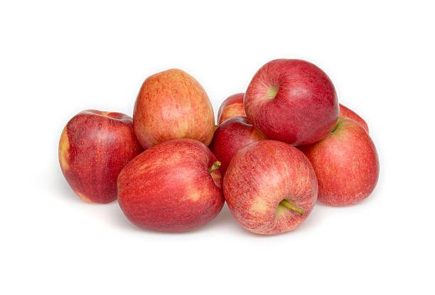 red apples  red delicious apple stock pictures, royalty-free photos & images