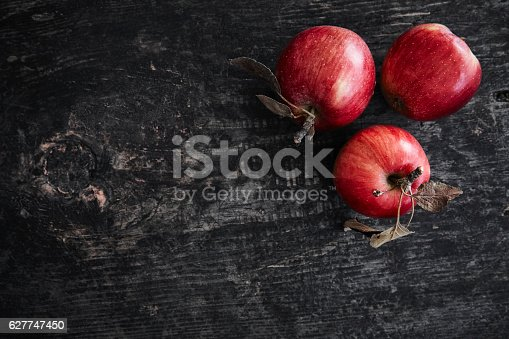 istock Red Apples 627747450
