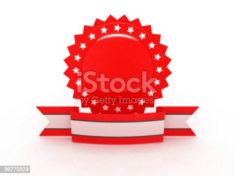 istock Red Award Series 95770329