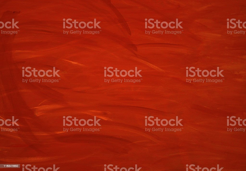 Red background - painted wall stock photo