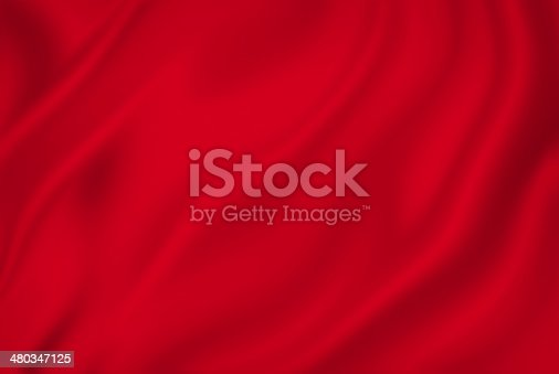 istock Red background 480347125