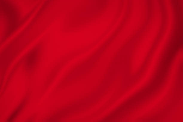 Red background Red background texture, full frame red cloth stock pictures, royalty-free photos & images