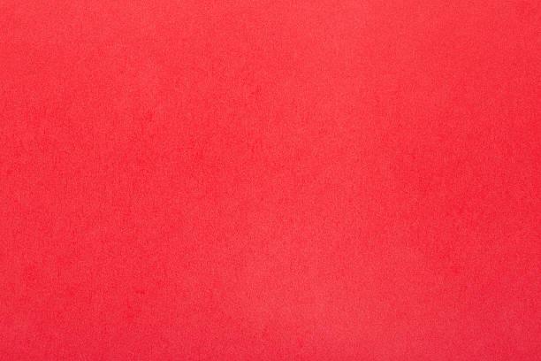 Fondo rojo textura de papel, simple - foto de stock