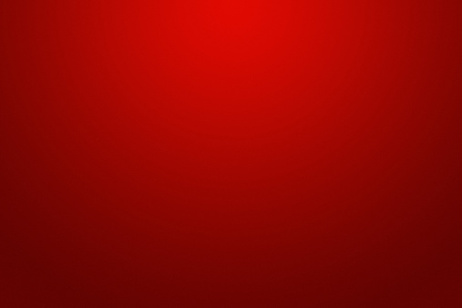 Red background wall.