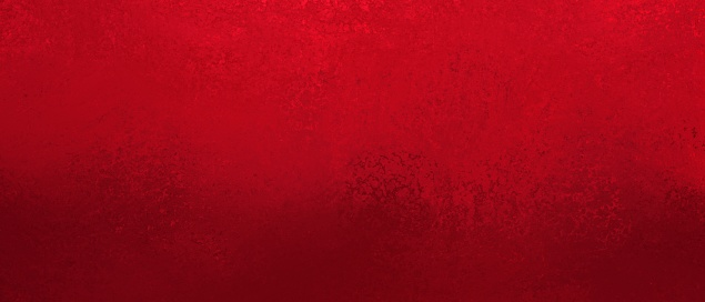 Red background with grunge texture and gradient color in elegant vintage Christmas illustration