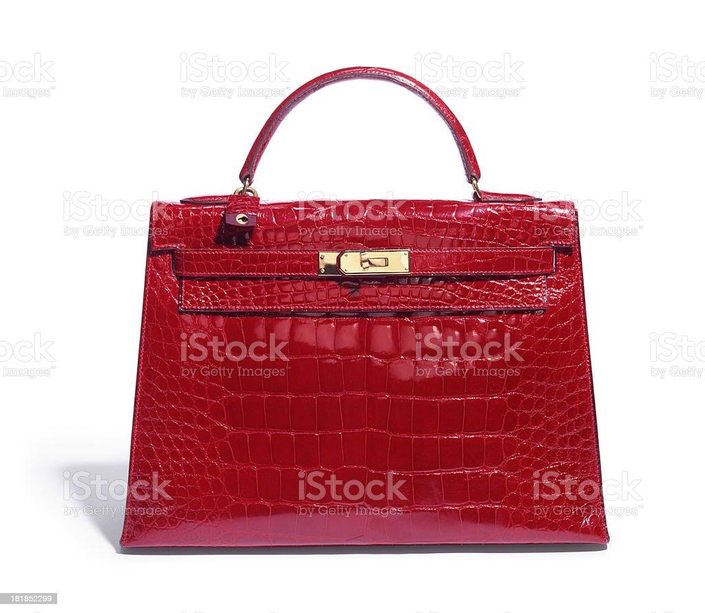 Rote Tasche – Foto