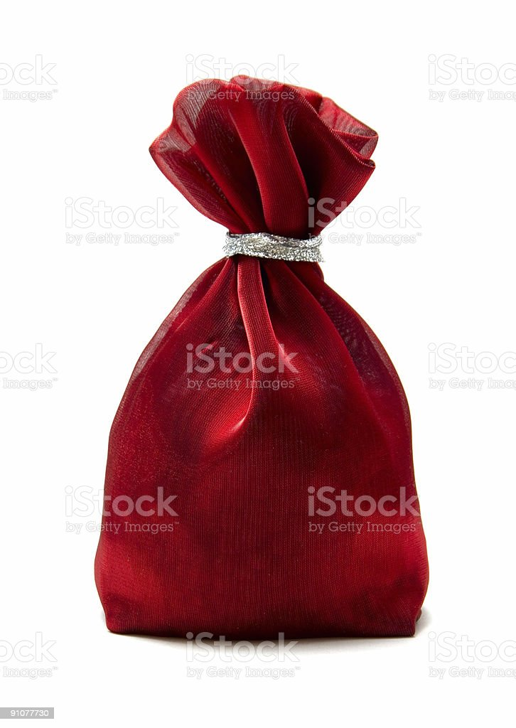 red bag royalty-free stock photo
