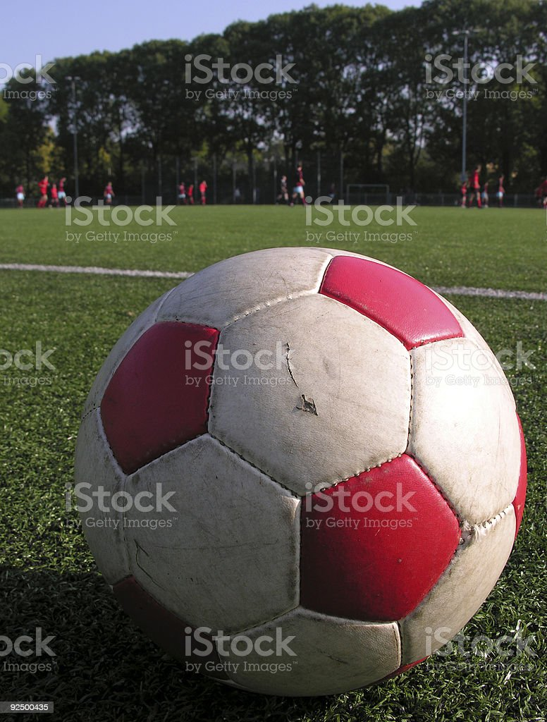 red bal royalty-free stock photo