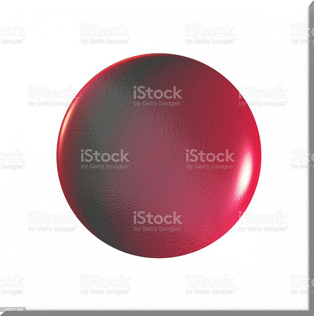 red ball, Cut stock photo