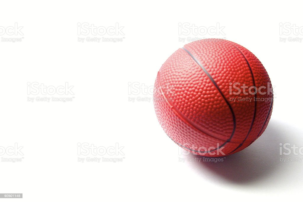 Red Ball royalty-free stock photo