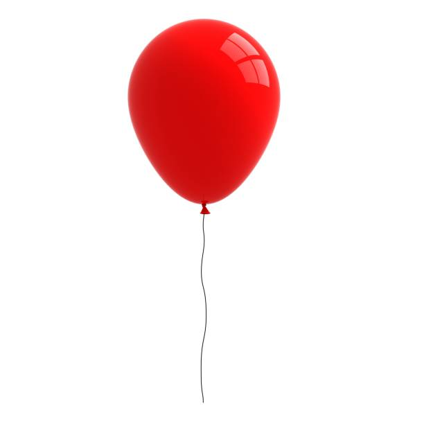 Red balloon – Foto