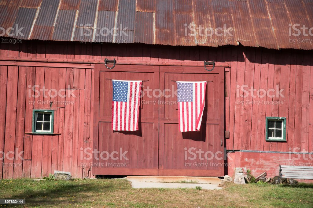 Pics Of The Red Door Barn Pictures, Images And Stock Photos