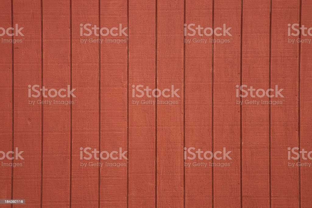 Red barn siding background royalty-free stock photo