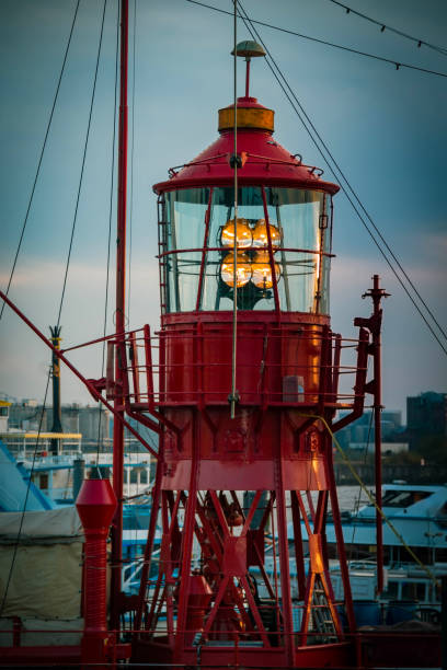 Red Beacon - Leuchtturm – Foto