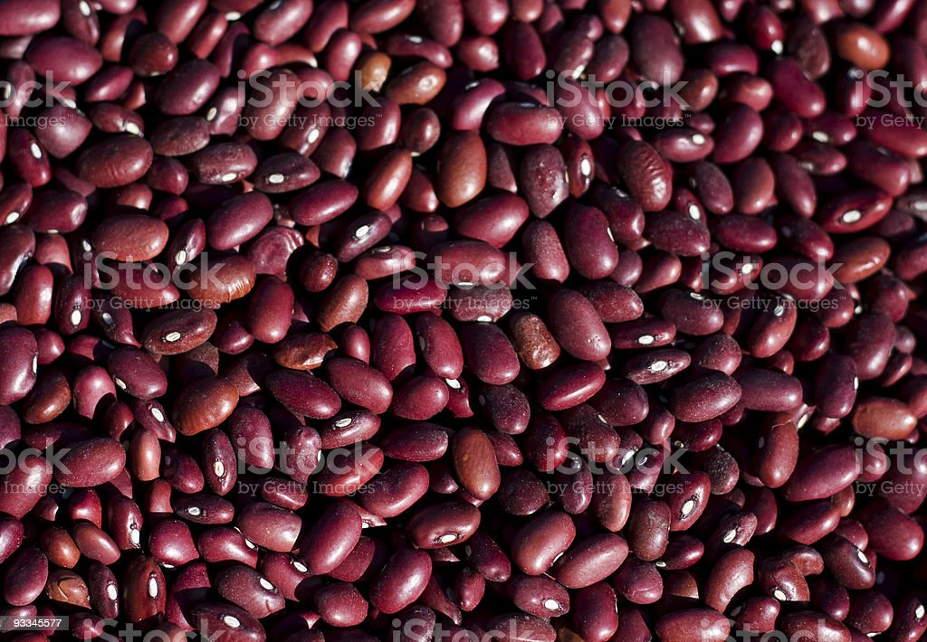 Red Beans stock photo