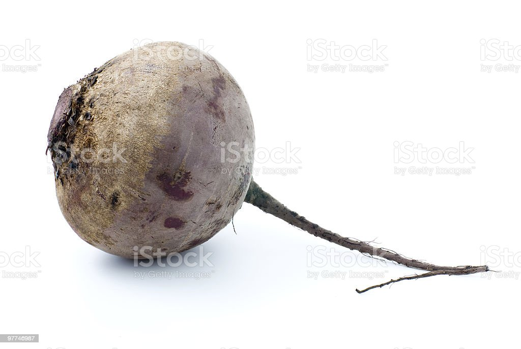 Red beet royalty-free stock photo