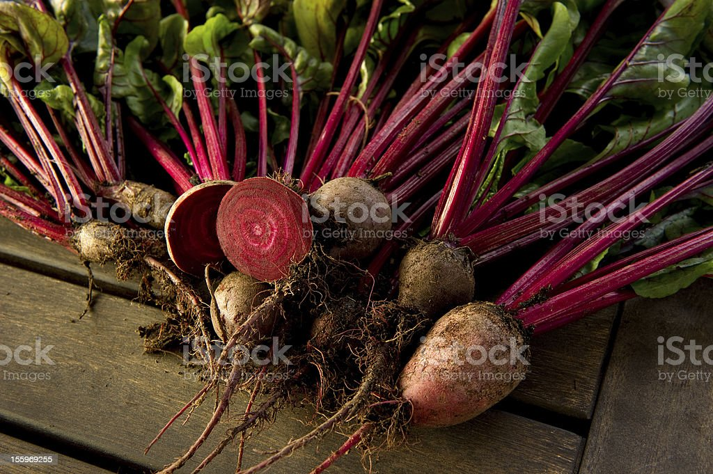 Red Beets royalty-free stock photo
