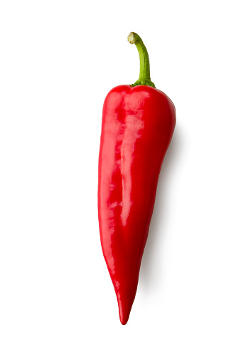 Red Bell Pepper Stock Photo - Download Image Now
