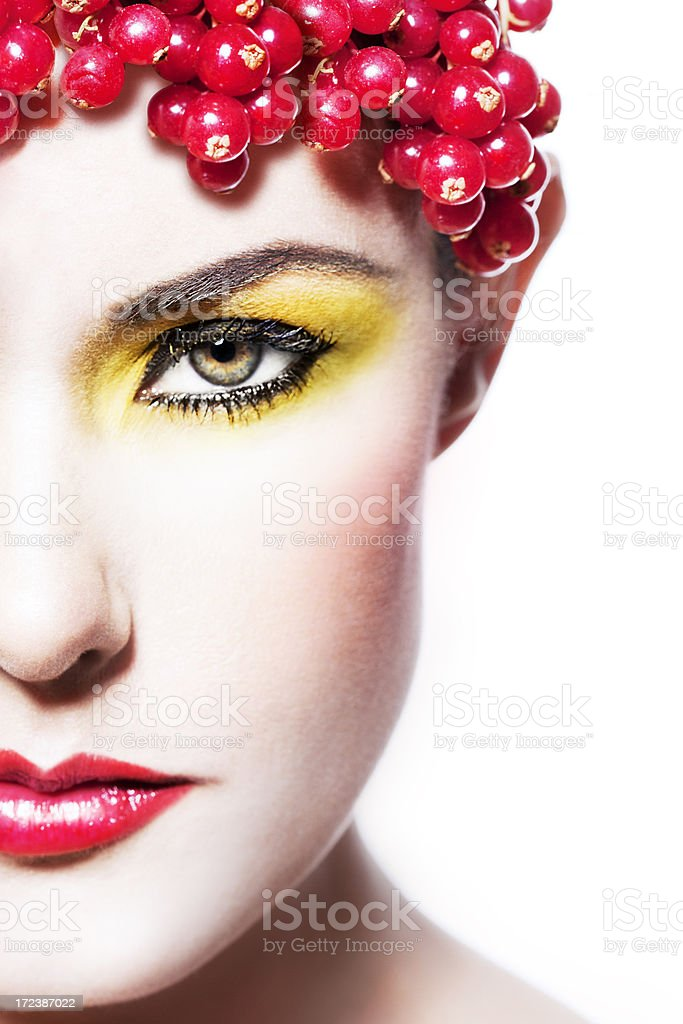 Red Berries Beauty royalty-free stock photo