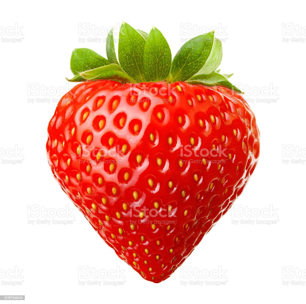 Red berry strawberry​​​ foto